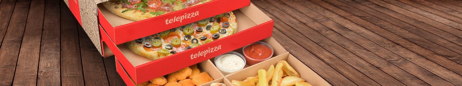 Telepizza Zamów z Dostawą